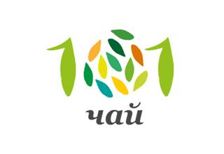 Логотип 101 Чай