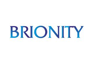 Логотип Brionity