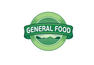 Логотип General Food