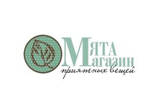 Логотип Мята Магазин