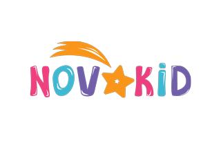 Логотип Novakid