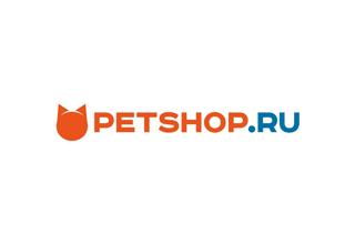 Логотип Petshop