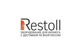Логотип Restoll