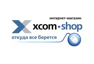 Логотип Xcom Shop
